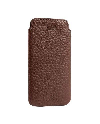 SENA Ultraslim Pouch за iPhone 5 -  кафяв - 1