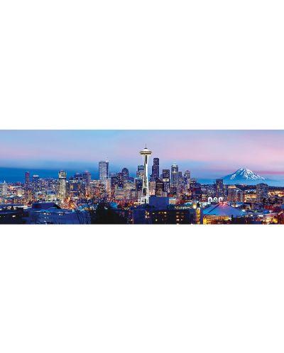 Панорамен пъзел Master Pieces от 1000 части - Сиатъл, Вашингтон - 2