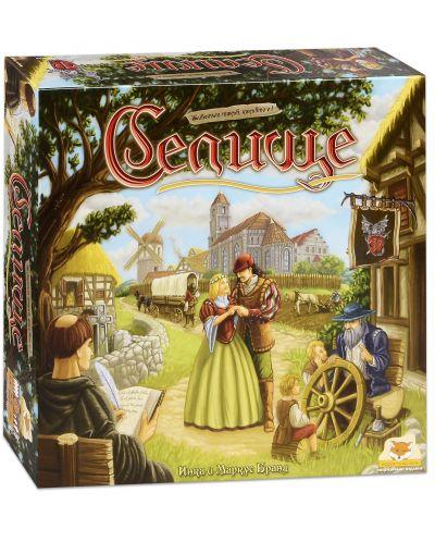 Настолна игра Селище - 1