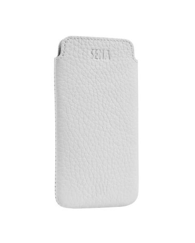 SENA Ultraslim Pouch за iPhone 5 -  бял - 1