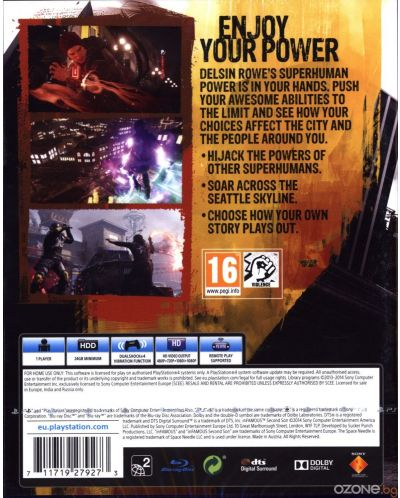 inFAMOUS: Second Son (PS4) - 7