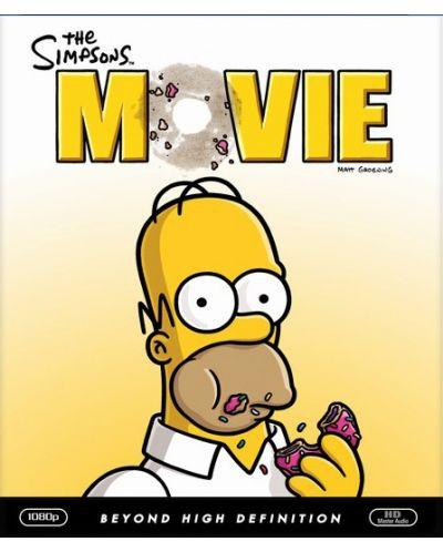 Семейство Симпсън: Филмът (Blu-Ray) - 1