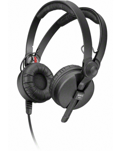 Слушалки Sennheiser HD 25-1 II Basic Edition - черни - 1