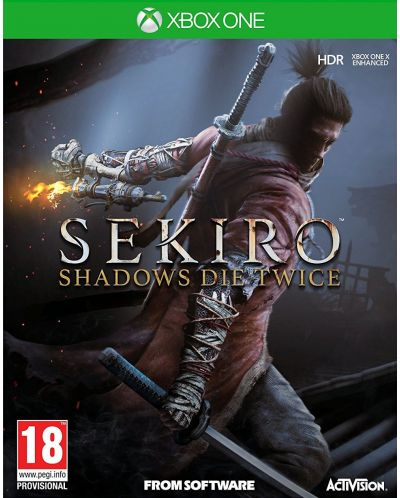 Sekiro: Shadows die twice (Xbox One) - 1