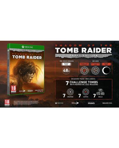 Shadow Of The Tomb Raider Croft Edition (Xbox One) - 5