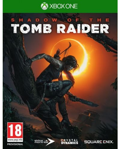 Shadow of the Tomb Raider (Xbox One) - 1