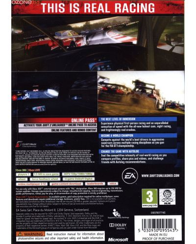 Shift 2: Unleashed (Xbox 360) - 14