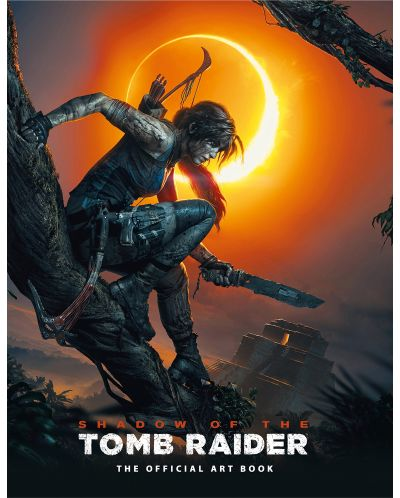 Shadow of the Tomb Raider: The Official Art Book - 1