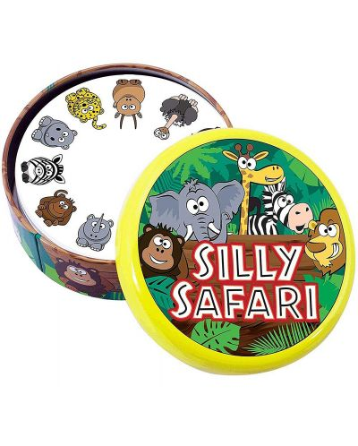 Настолна игра Silly Safari - детска - 2
