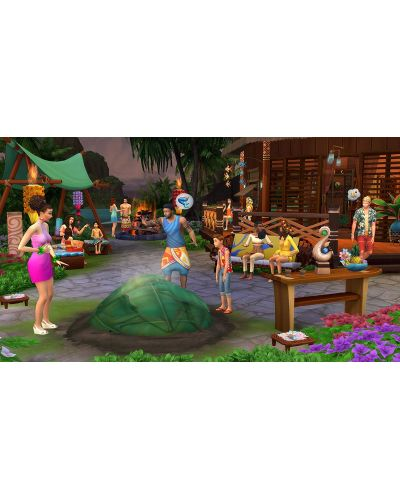 The Sims 4 Island Living Expansion Pack (PC) - 6