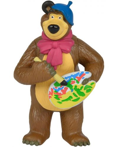 Фигурка-изненада Simba Toys - Маша и Мечока - 8