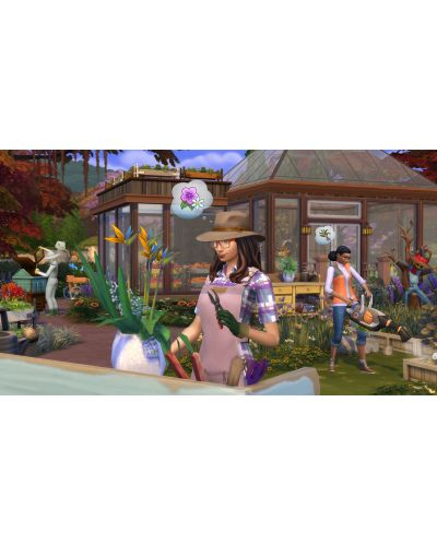 The Sims 4 Seasons Expansion Pack (PC) - 6