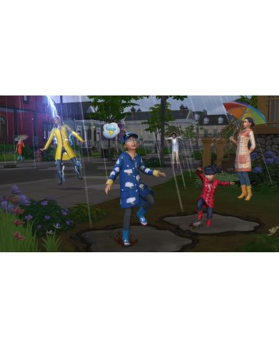 The Sims 4 Seasons Expansion Pack (PC) - 3