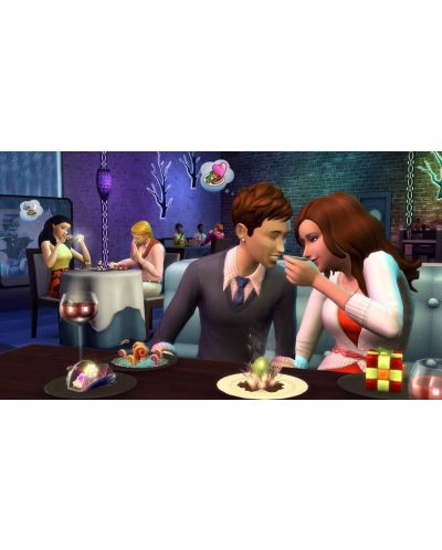 The Sims 4 Bundle Pack 5 - Dine Out, Movie Hangout Stuff, Romantic Garden Stuff (PC) - 6