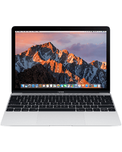 Apple MacBook 12inch   1.3GHz Processor   512GB Storage - Silver - 2