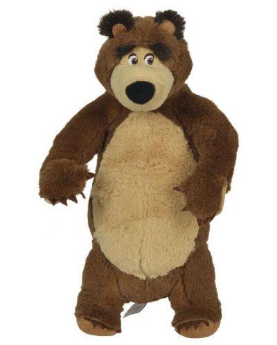 Плюшена играчка Маша и Мечока Simba Toys – Мечока, 25 cm - 1