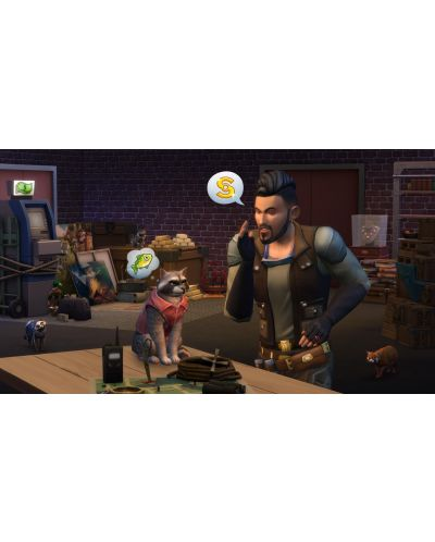 The Sims 4 + Cats & Dogs Expansion Pack Bundle (Xbox One) - 5