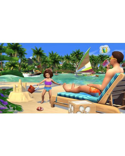 The Sims 4 Island Living Expansion Pack (PC) - 4