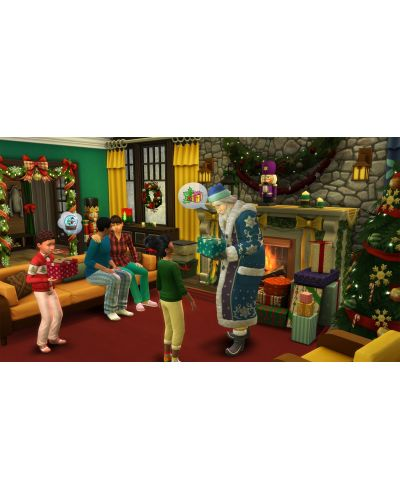 The Sims 4 Seasons Expansion Pack (PC) - 5