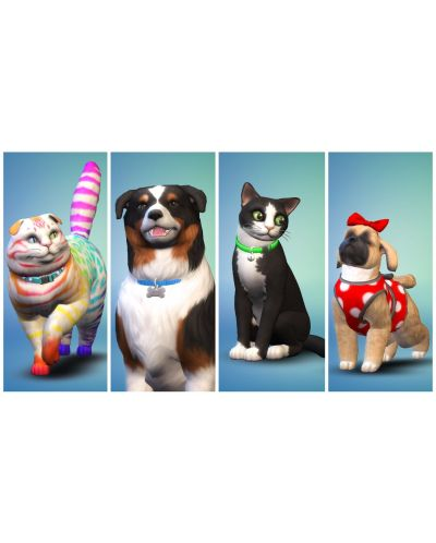 The Sims 4 + Cats & Dogs Expansion Pack Bundle (Xbox One) - 9