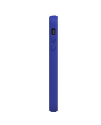 Skech Grip Shock Snap On Case за iPhone 5 -  син - 3