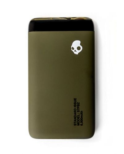 Портативна бaтерия Skullcandy STASH, 6000 mah, Standart Issue - 2