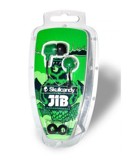 Слушалки Skullcandy Jib - зелени - 1