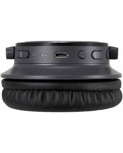Слушалки с микрофон Audio-Technica - ATH-SR30BTBK, charcoal gray - 4