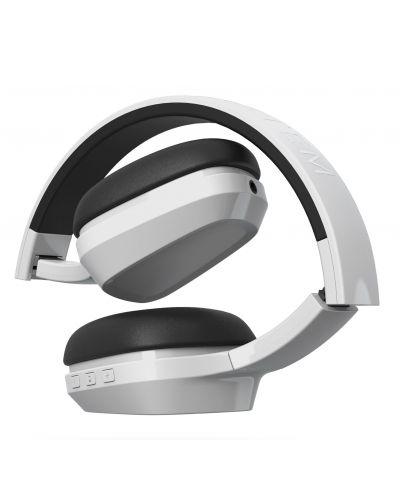 Слушалки с микрофон Energy Sistem - Headphones 1 BT, бели - 4