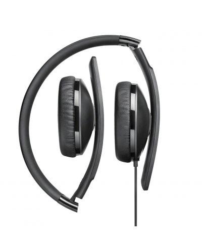 Слушалки Sennheiser HD 2.20s - черни - 4