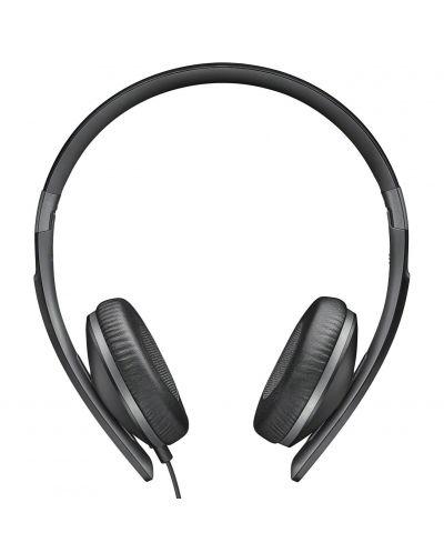 Слушалки с микрофон Sennheiser 2.30i - черни - 2