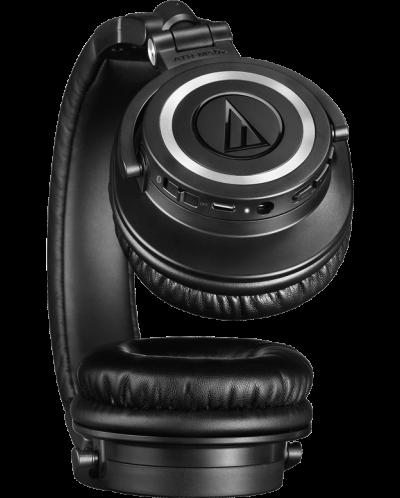 Слушалки с микрофон Audio-Technica ATH-M50xBT - черни - 5