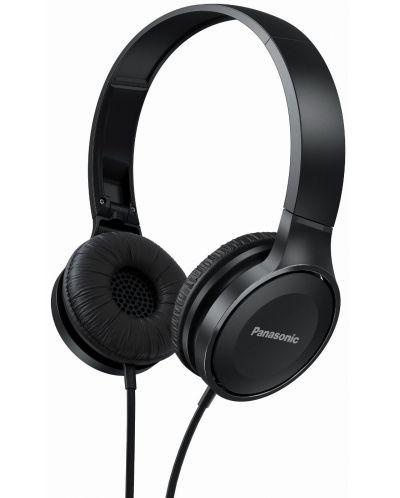 Слушалки Panasonic RP-HF100E-K - черни - 1