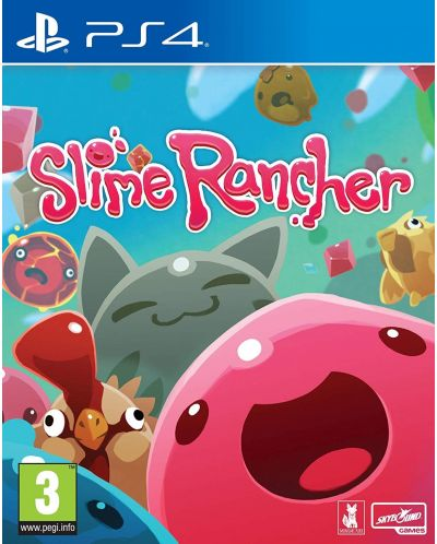 Slime Rancher (PS4) - 1
