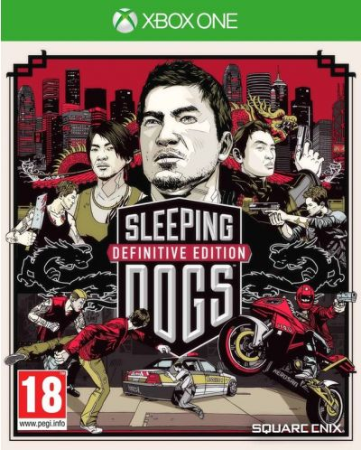 Sleeping Dogs: Definitive Edition (Xbox One) - 1