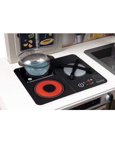 Интерактивна детска кухня Smoby Tefal Evolution - С аксесоари, ефект на кипене и звуци - 6