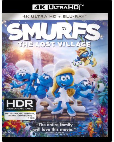 Смърфовете: Забравеното селце (4K UHD + Blu-Ray) - 3