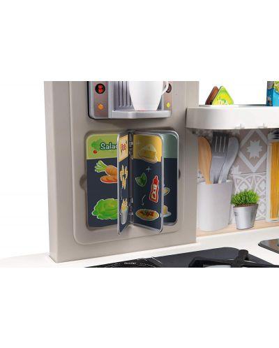 Интерактивна детска кухня Smoby Tefal Evolution - С аксесоари, ефект на кипене и звуци - 5