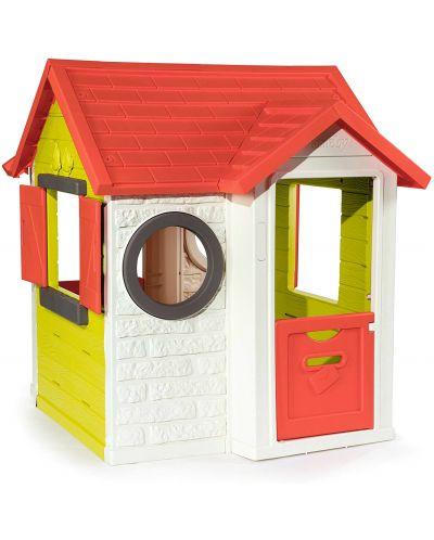 Детска къща за градината Smoby - 1