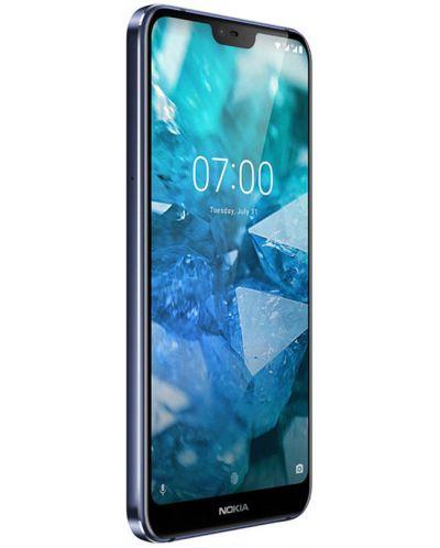 "Смартфон Nokia 7.1 DS - 5.84"", 64GB, син - 3"