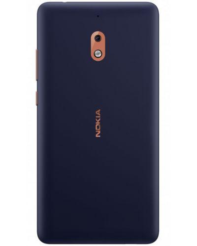 """Смартфон Nokia 2.1 DS - 5.5"""", 8GB, blue/copper - 3"""