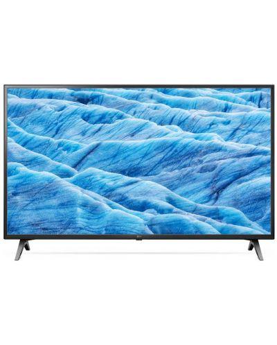 """Смарт Телевизор LG 49UM7100 - 49"""", 4K, Direct LED, черен - 1"""