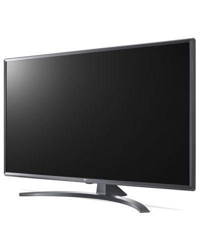 """Смарт Телевизор LG 49UM7400 - 49"""",  4K, Direct LED, сив - 3"""