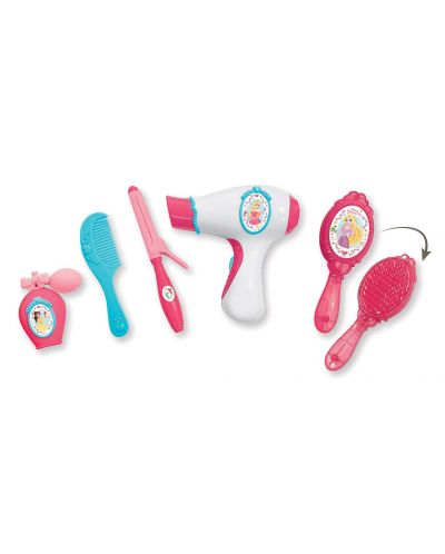 Комплект за разкрасяване Smoby Disney Princess - В чантичка - 2