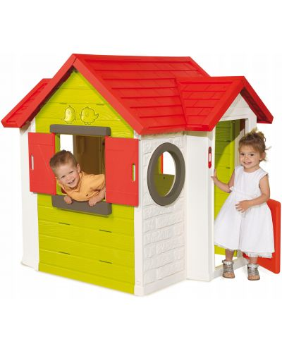 Детска къща за градината Smoby - 2