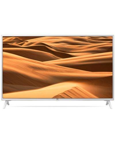 """Смарт Телевизор LG 49UM7390 - 49"""", 4K, Direct LED, бял - 1"""
