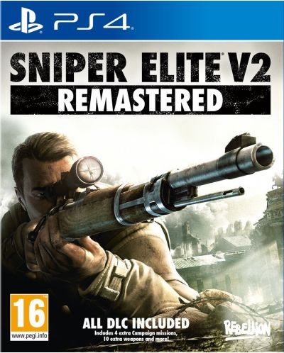 Sniper Elite V2 Remastered (PS4) - 1