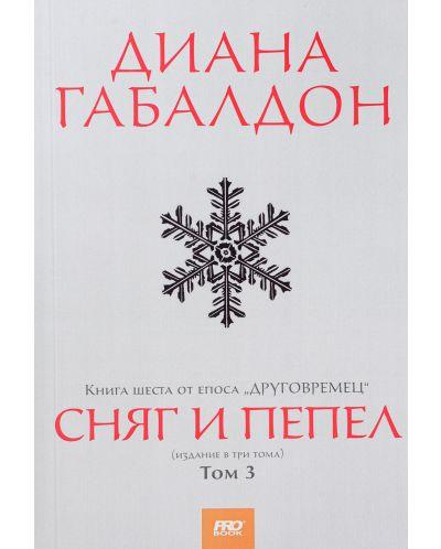 Сняг и пепел (Друговремец 6) – футляр – том 1, 2 и 3 - 12