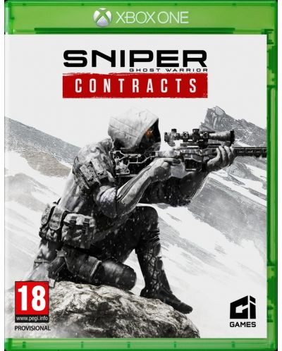 Sniper Ghost Warrior Contracts (Xbox One) - 1