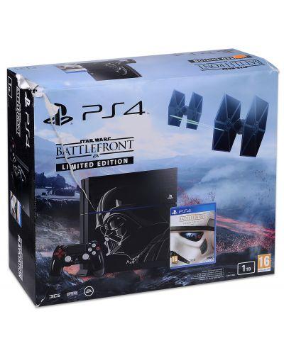 Sony PlayStation 4 1TB Star Wars Edition (Преоценен) - 1
